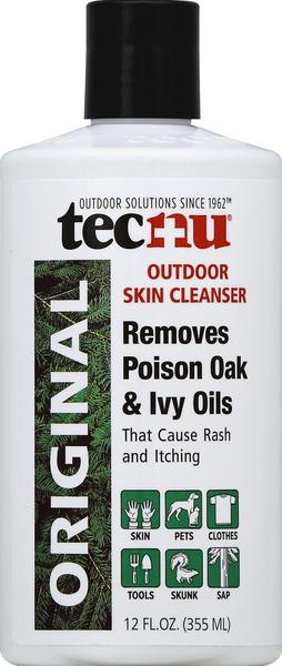 Tecnu Skin Cleanser, Outdoor, Original