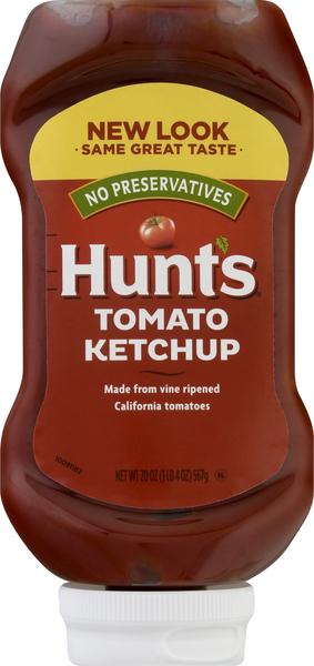 HUNTS Ketchup, Tomato