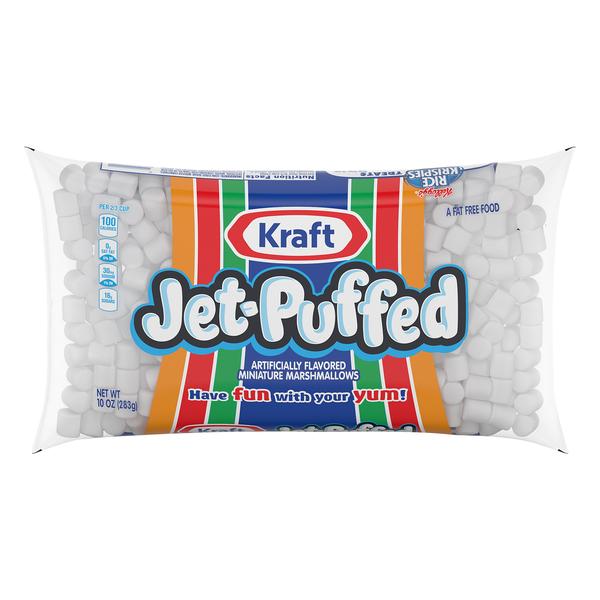 Jet Puffed Marshmallows, Miniature