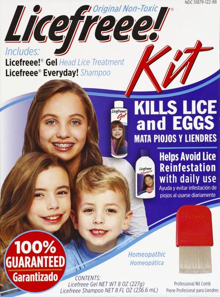 Licefreee! Lice Treatment, Original
