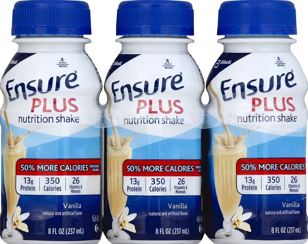 Ensure Nutrition Shake, Vanilla