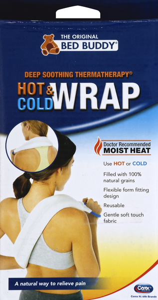 Bed Buddy Wrap, Hot & Cold