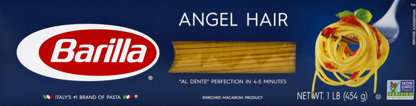 Barilla Angel Hair, n.1