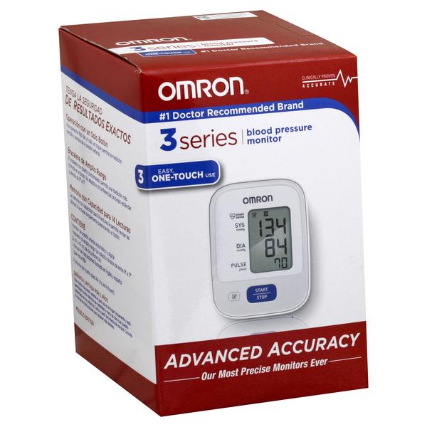 Omron Blood Pressure Monitor, 3 Series
